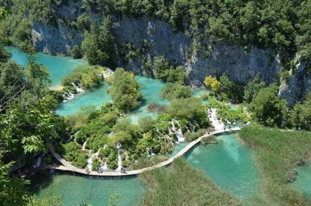 Parco Nazionale di Plitvice - Croazia