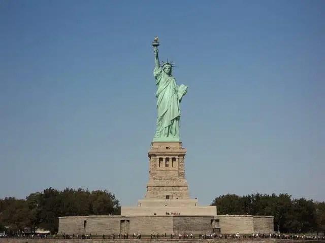 Statua della Libertà - New York City, USA