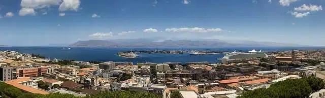 Messina, Sicilia, Italia