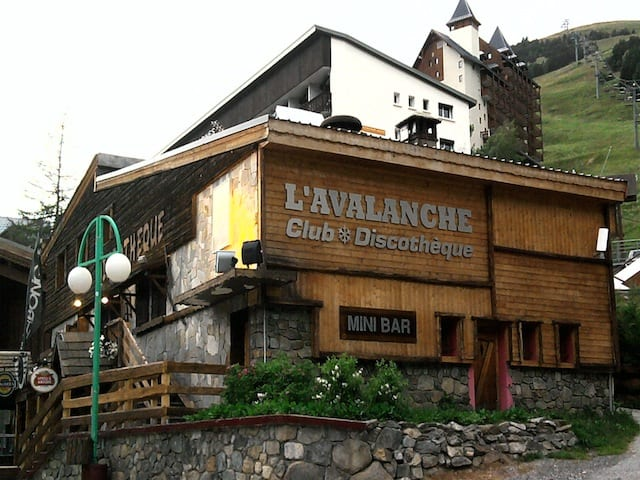 L'Avalanche - Les Deux Alpes, Francia