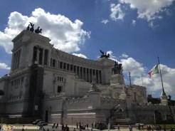 Altare della Patria- Roma, Italia