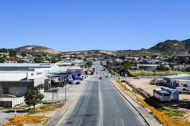 Springbok, Sudafrica
