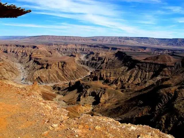Fish River Canyon - Namibia