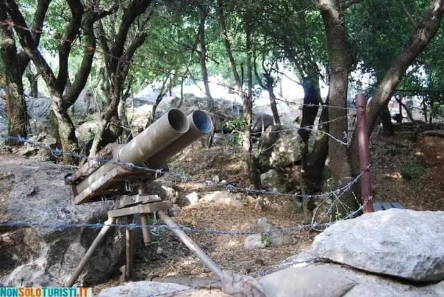 Mleeta Resistance Tourist Landmark - Libano