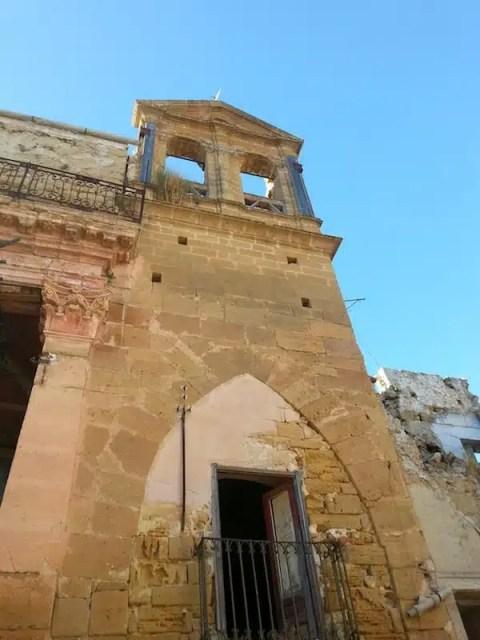 Poggioreale Vecchia, Sicilia, Italia