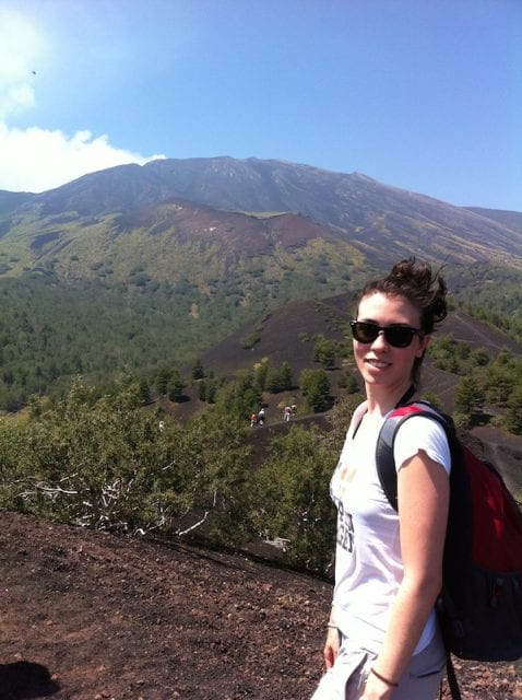Mount Etna - Sicily, Italy