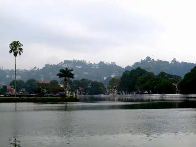 Kandy Lake - Kandy, Sri Lanka