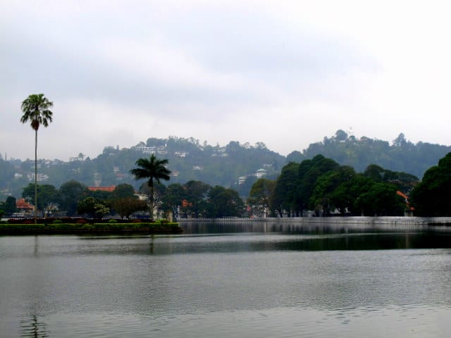 Lago di Kandy – Kandy, Sri Lanka