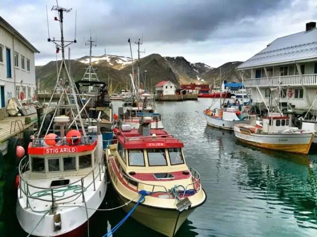 Honningsvåg, Norvegia