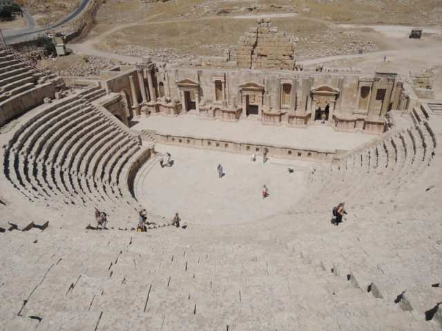 Gerasa (Jerash), Giordania