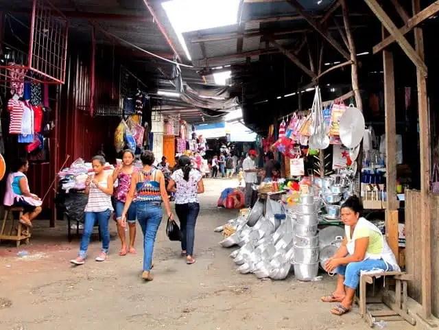 Mercato di Leon - Nicaragua