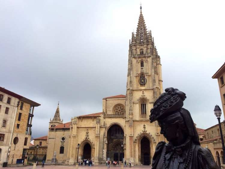 Oviedo, Asturia, Spagna