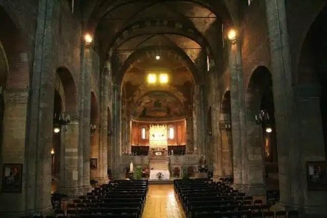 San Pietro in Ciel d'Oro - Pavia, Italia