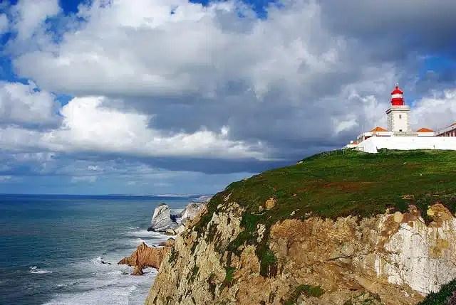 Cabo de Roca, Portogallo