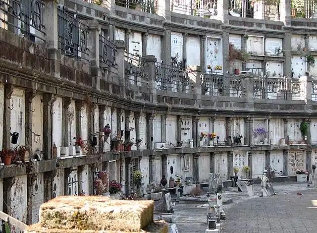 Colombario del Verano - Roma, Italia