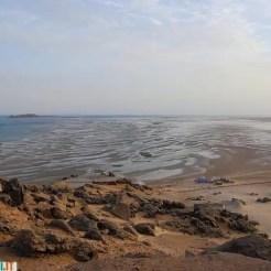 La laguna di Dakhla