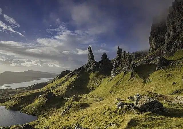 Skye - Ebridi Interne, Scozia