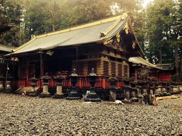 Toshogu - Nikko, Giappone