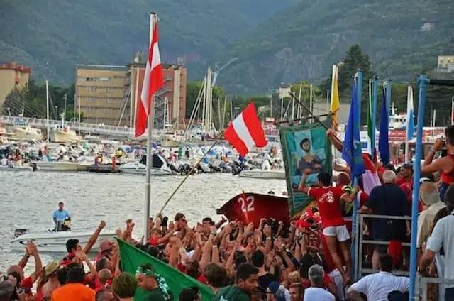 Palio del Golfo - La Spezia, Italia