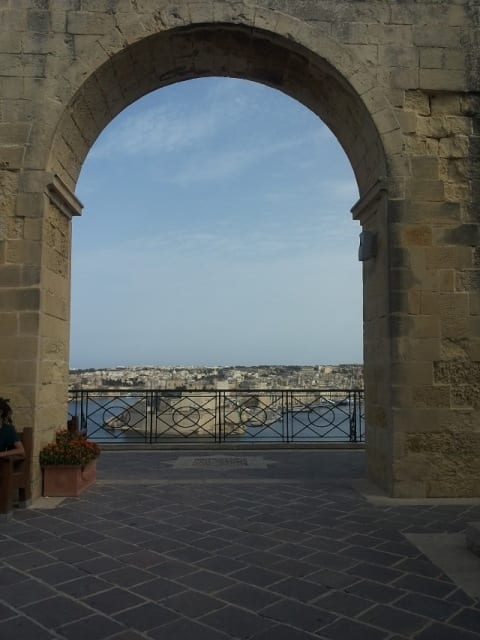 Giardini Upper Barrakka - La Valletta, Malta