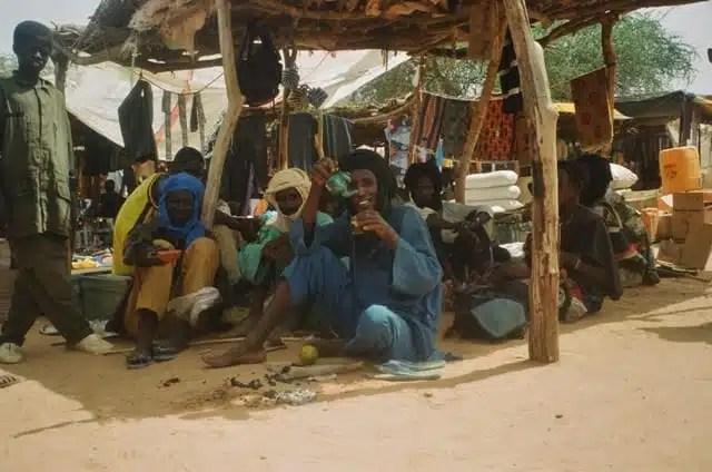 Mercato africano - Worldzapping