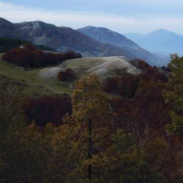Parco Nazionale del Pollino - Basilicata, Italia
