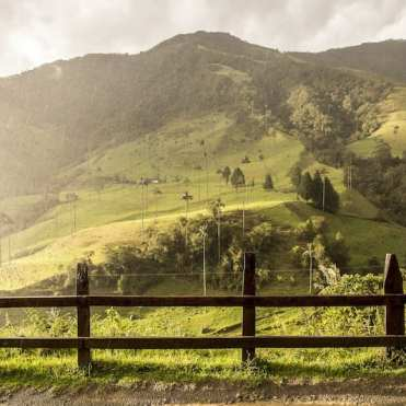 7MML Around the World 2014-2015 - Cocora, Colombia