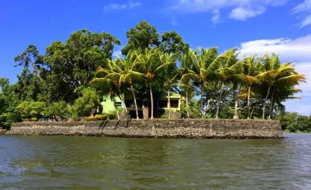 Las Isletas - Granada, Nicaragua