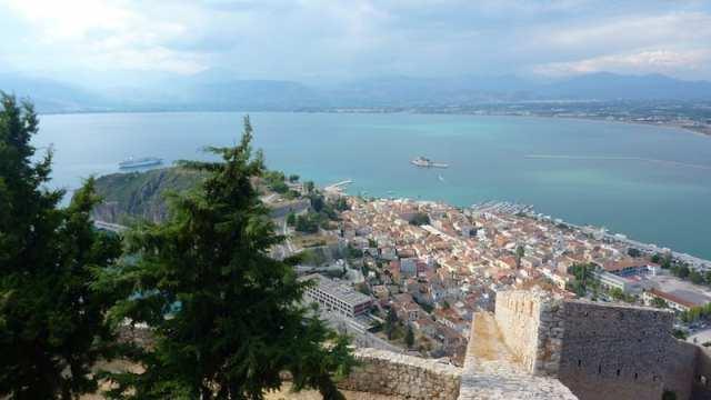 Nauplia, Grecia
