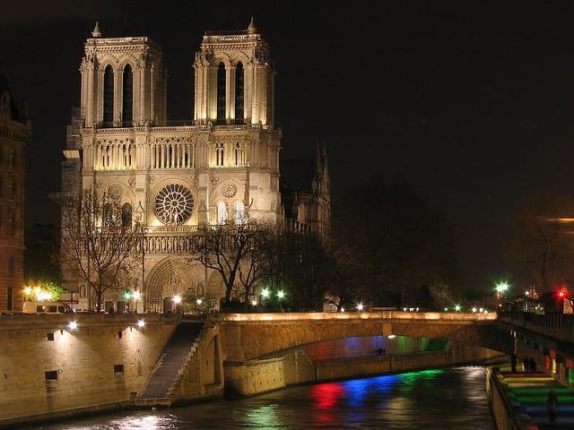 Notre Dame - Parigi, Francia