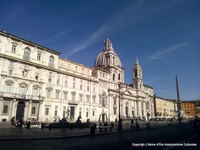 Piazza Navona copyright