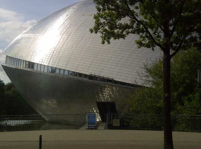 Universum Science Centre - Brema, Germania