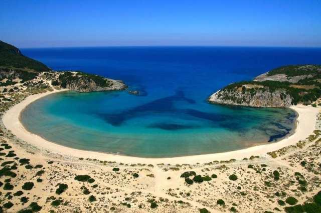 Voidokilia, Grecia
