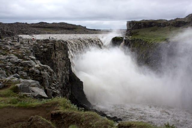 Dettifoss, Islanda