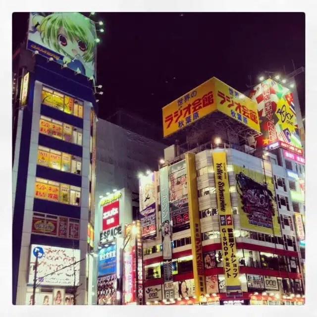 Akihabara - Tokyo, Giappone