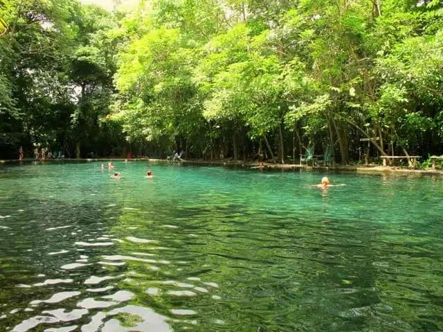 Ojo de Agua - Ometepe, Nicaragua