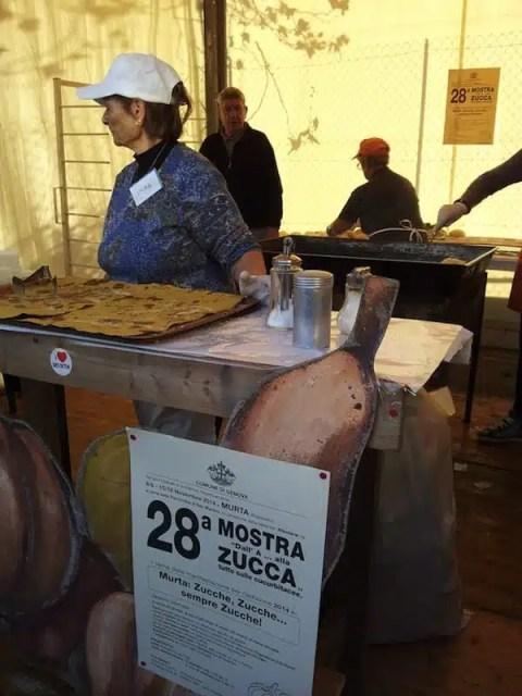 Mostra della zucca - Ceranesi, Liguria, Italia