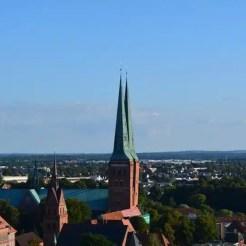 St. Petri - Lubecca, Germania