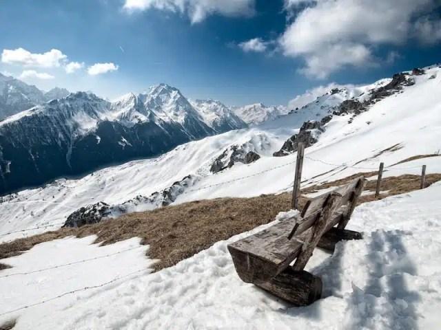 Alpi - Innsbruck, Austria