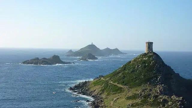 Isole Sanguinarie - Corsica, Francia