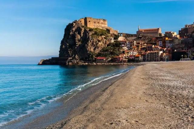Scilla - Calabria, Italia