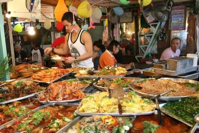 Street food - Tailandia