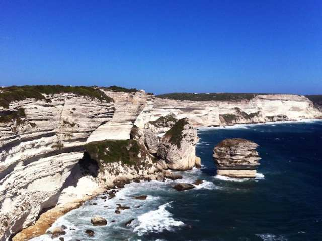 Bocche di Bonifacio - Corsica, Francia
