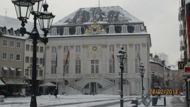 Altes Rathaus - Bonn, Germania