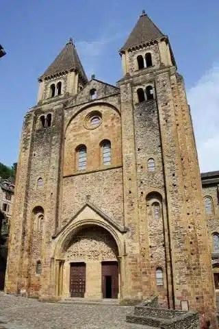 Chiesa di Sainte Foy - Conques, Francia