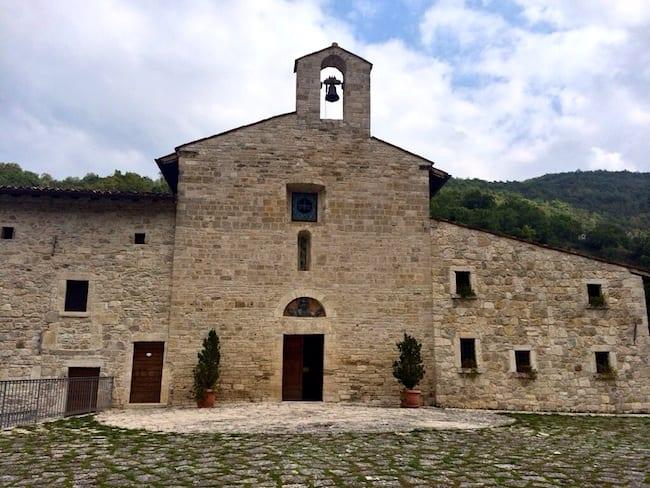 Monastero Valledacqua - Acquasanta Terme, Marche