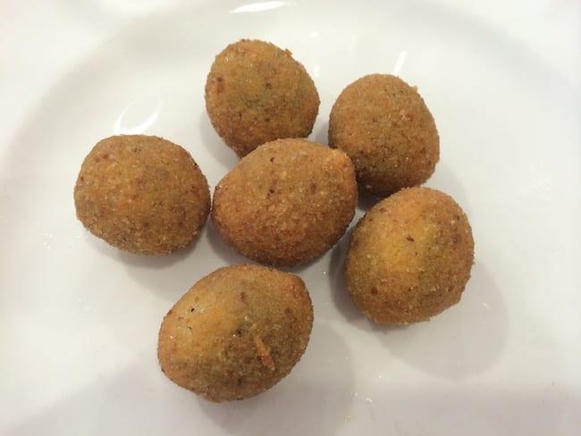 Olive ascolane - Marche