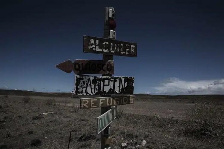 7MML Around the World 2014-2015 - Cabo Raso, Argentina