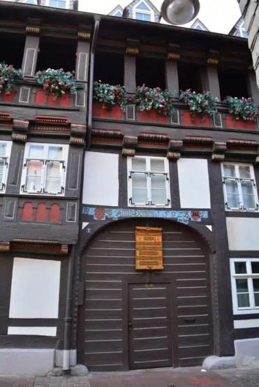 Goslar, Germania