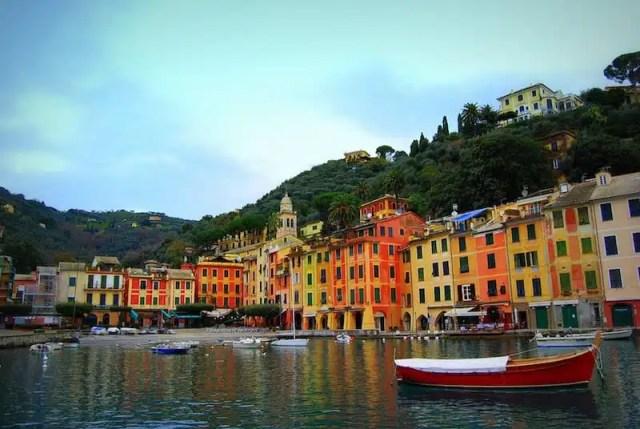 Portofino, Liguria, Italia